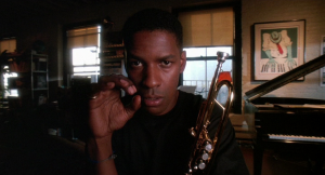 Denzel Washington in Mo' Better Blues