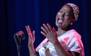 Bessie sings