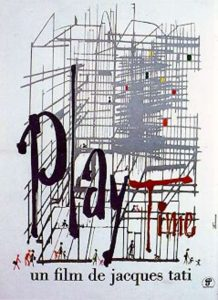 Playtime Jacques Tati