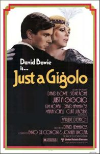 David Bowie Just a gigolo 1